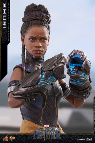 Hot Toys - MMS501 - Black Panther - Shuri