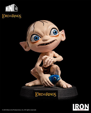 Iron Studios - Minico - The Lord of the Rings - Gollum