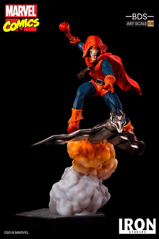 Iron Studios - BDS Art Scale Statue 1:10 - Marvel Series 5 - Hobgobin