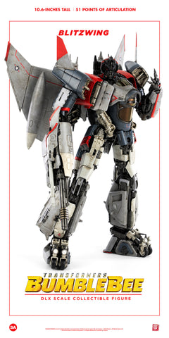 ThreeA - DLX Scale Collectible Series - Transformers: Bumblebee - Blitzwing