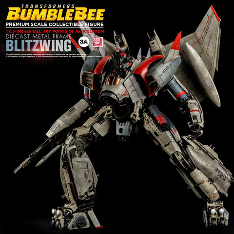 ThreeA - Premium Scale Collectible Series - Transformers: Bumblebee - Blitzwing