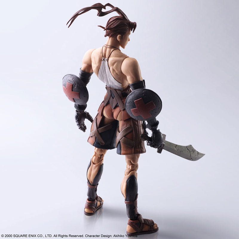 Square Enix - Bring Arts - Vagrant Story - Ashley Riot and Sydney Losstarot