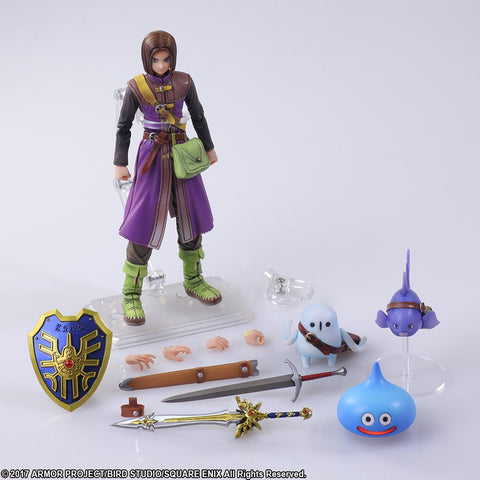 Bring Arts - Dragon Quest XI: Echoes of an Elusive Age - The Luminary (Hero)
