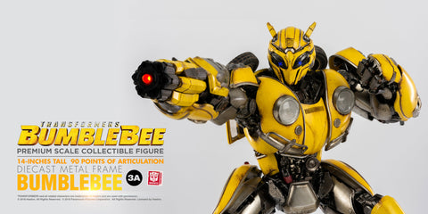 ThreeA - Premium Scale Collectible Series - Transformers: Bumblebee - Bumblebee