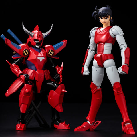 Sentinel - Chou-Dan-Kadou - Ronin Warriors - Rekka no Ryo (Ryo of the Wildfire)