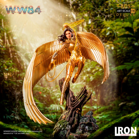 Iron Studios - Deluxe Art Scale 1:10 - Wonder Woman 1984 - Wonder Woman