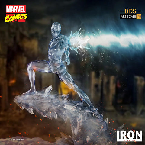 Iron Studios - BDS Art Scale 1:10 - Marvel's X-Men - Iceman