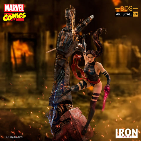 Iron Studios - BDS Art Scale 1:10 - Marvel's X-Men - Psylocke