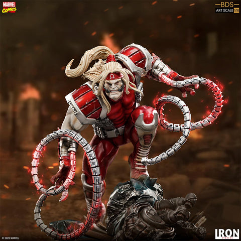 Iron Studios - BDS Art Scale 1:10 - Marvel's X-Men - Omega Red