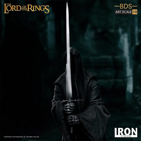 Iron Studios - BDS Art Scale 1:10 - The Lord of the Rings - Nazgul
