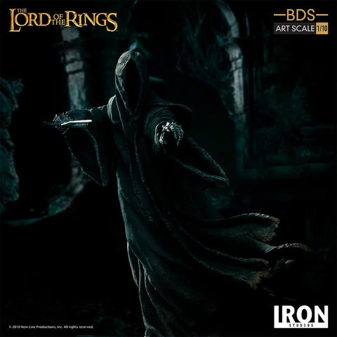 Iron Studios - BDS Art Scale 1:10 - The Lord of the Rings - Attacking Nazgul