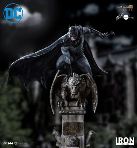 Iron Studios - Deluxe Art Scale Statue 1:10 - Batman by Eddy Barrows