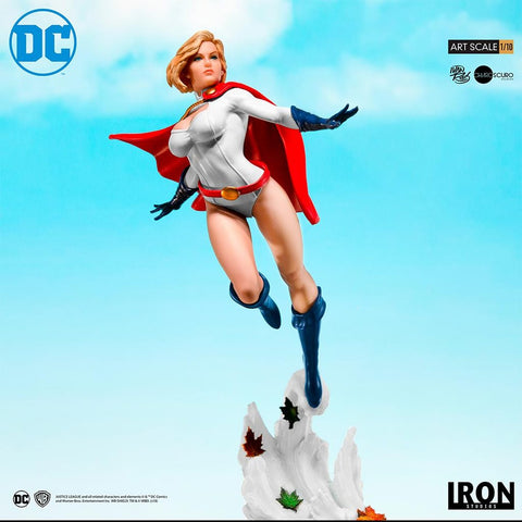 Iron Studios - Art Scale 1/10 - DC Comics - Power Girl by Ivan Reis
