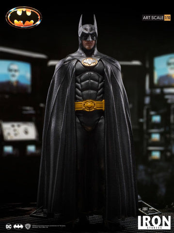 Iron Studios - 1/10 Art Scale - DC - Batman (1989)