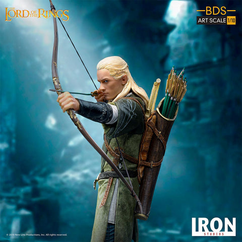 Iron Studios - BDS Art Scale 1:10 - The Lord of the Rings - Legolas