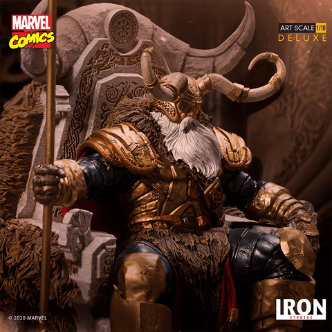 Iron Studios - Deluxe Art Scale 1:10 - Marvel Comics (Series 6) - Odin