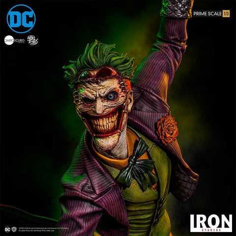Iron Studios - Prime Scale 1:3 - DC Comics by Ivan Reis - The Joker