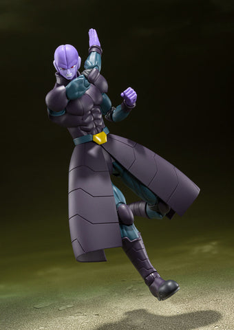 S.H.Figuarts - Dragon Ball Super - Hit (TamashiiWeb Exclusive)