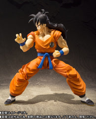 S.H.Figuarts - Dragon Ball Z - Yamcha with Saibaman (TamashiiWeb Exclusive)