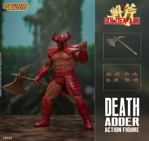 Storm Collectibles - Golden Axe - Death Adder
