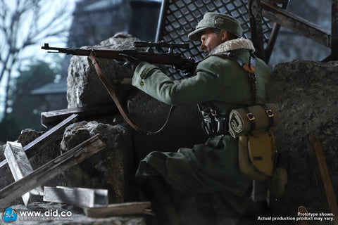 DiD - Battle of Stalingrad (1942) - Major Erwin Konig (10th Anniversary Edition) (1/6 Scale)