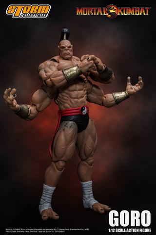 Storm Collectibles - Mortal Kombat - Goro