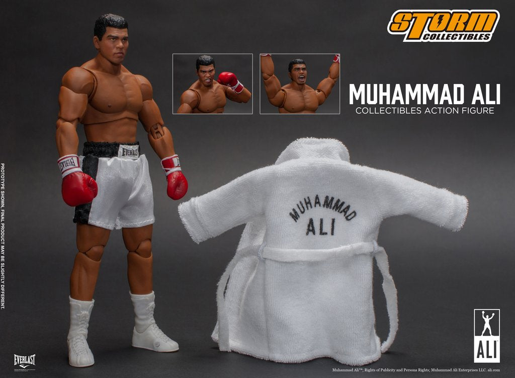 Storm Collectibles - Muhammad Ali (1/12 Scale)