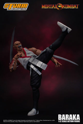 Storm Collectibles - Mortal Kombat - Baraka (1/12 Scale)