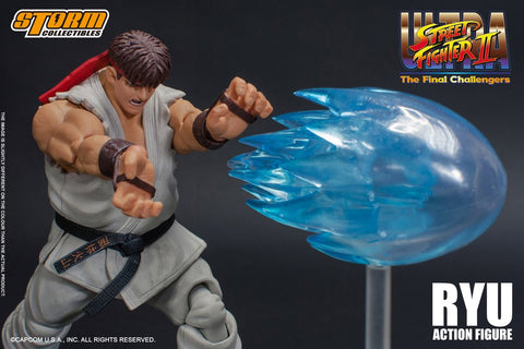 Storm Collectibles - Ultra Street Fighter II: The Final Challengers - Ryu