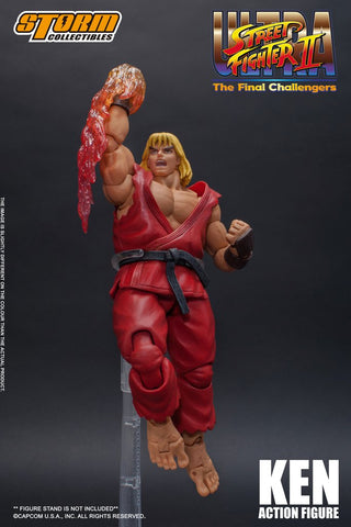 Storm Collectibles - Ultra Street Fighter II: The Final Challengers - Ken