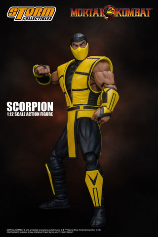 Storm Collectibles - Mortal Kombat - Scorpion