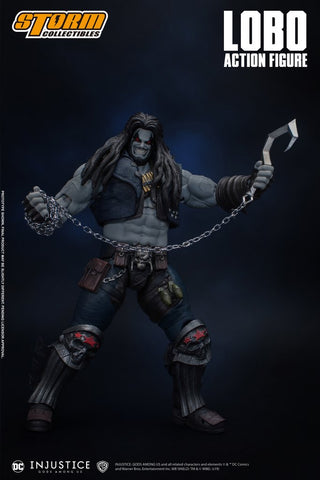 Storm Collectibles - Injustice: Gods Among Us - Lobo