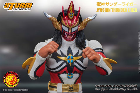 Storm Collectibles - New Japan Pro-Wrestling - Jyushin Thunder Liger 獣神サンダー・ライガー (1/12 Scale)