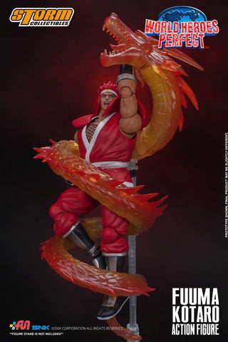 Storm Collectibles - World Heroes Perfect - Fuuma Kotaro