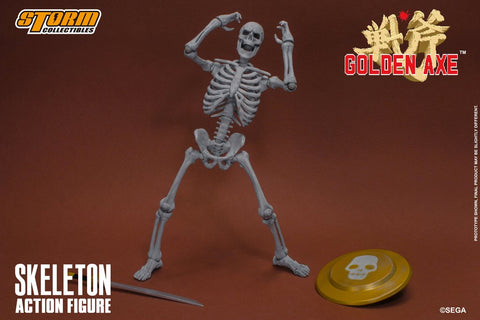 Storm Collectibles - Golden Axe - Skeleton (2-Pack) (1/12 Scale)