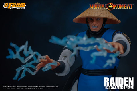Storm Collectibles - Mortal Kombat - Raiden