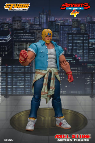 Storm Collectibles - Streets of Rage 4 - Axel Stone