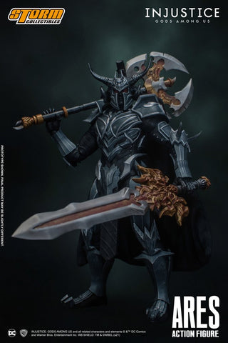 Storm Collectibles - Injustice: Gods Among Us - Ares