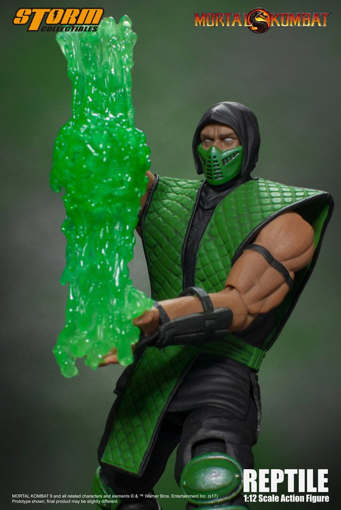 Storm Collectibles - Mortal Kombat - Reptile (1/12 Scale)