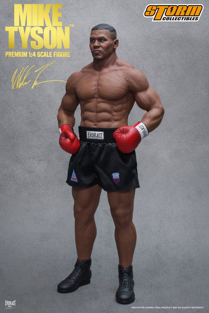 Storm Collectibles - 1/4th Scale Premium Figure - Mike Tyson