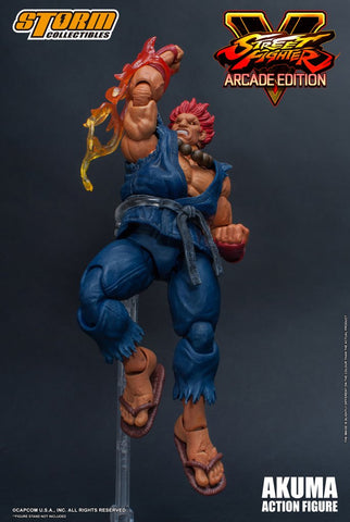 Storm Collectibles - Street Fighter V: Arcade Edition - Akuma (Gouki) Nostalgia Costume