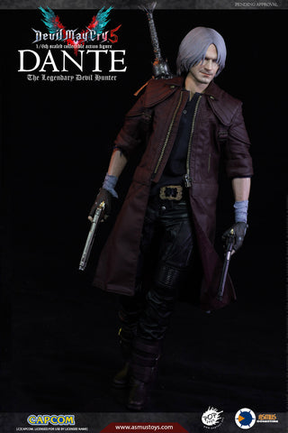 Asmus Toys - Devil May Cry 5 - Dante