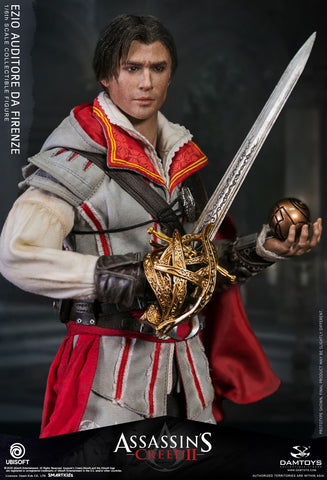 Damtoys - Assassin's Creed II - Ezio Auditore (1/6 Scale)