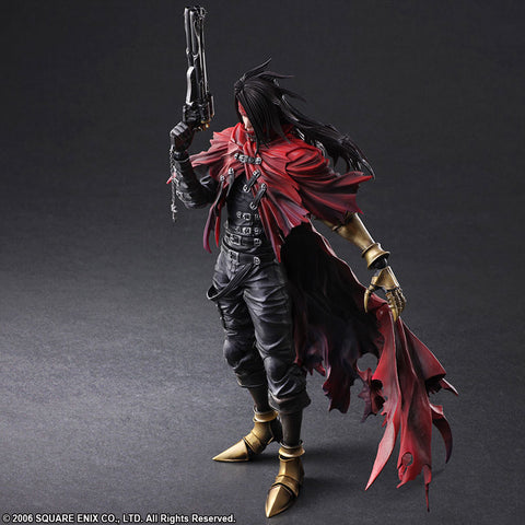 Play Arts Kai - Dirge of Cerberus: Final Fantasy VII - Vincent Valentine