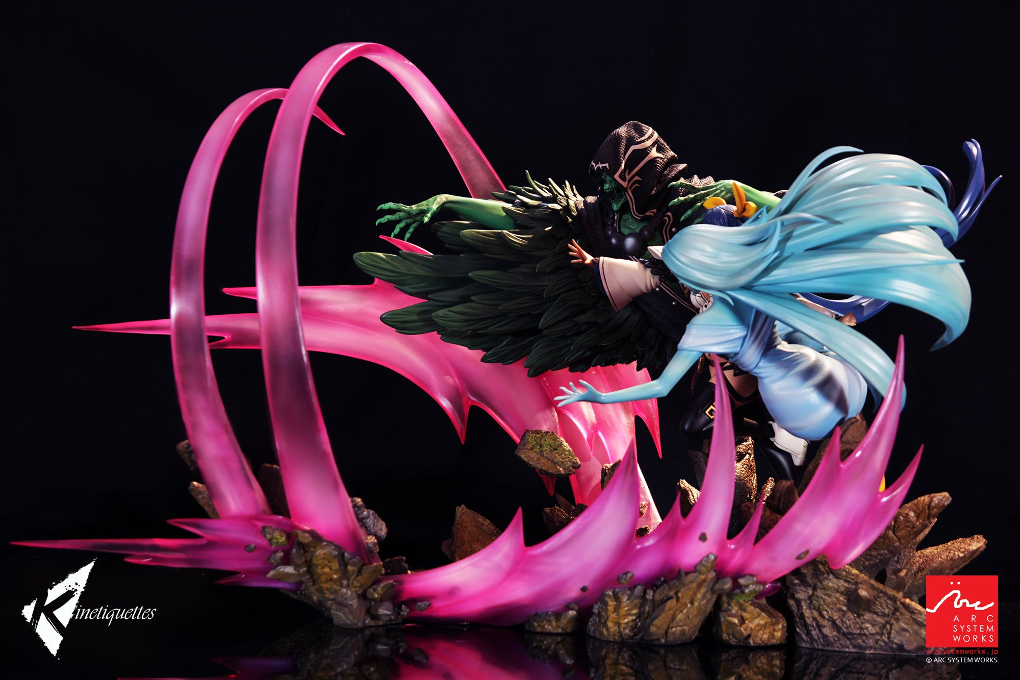 Kinetiquettes - Guilty Gear - Dizzy Diorama