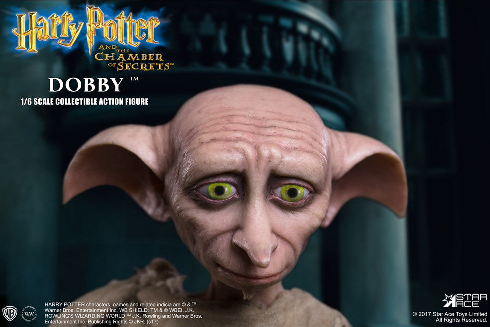 Star Ace Toys - SA0043 - Harry Potter and the Chamber of Secrets - Dobby - Marvelous Toys - 9