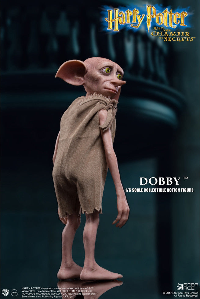Star Ace Toys - SA0043 - Harry Potter and the Chamber of Secrets - Dobby - Marvelous Toys - 6