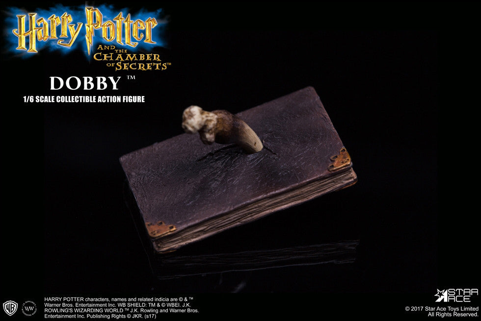 Star Ace Toys - SA0043 - Harry Potter and the Chamber of Secrets - Dobby - Marvelous Toys - 13