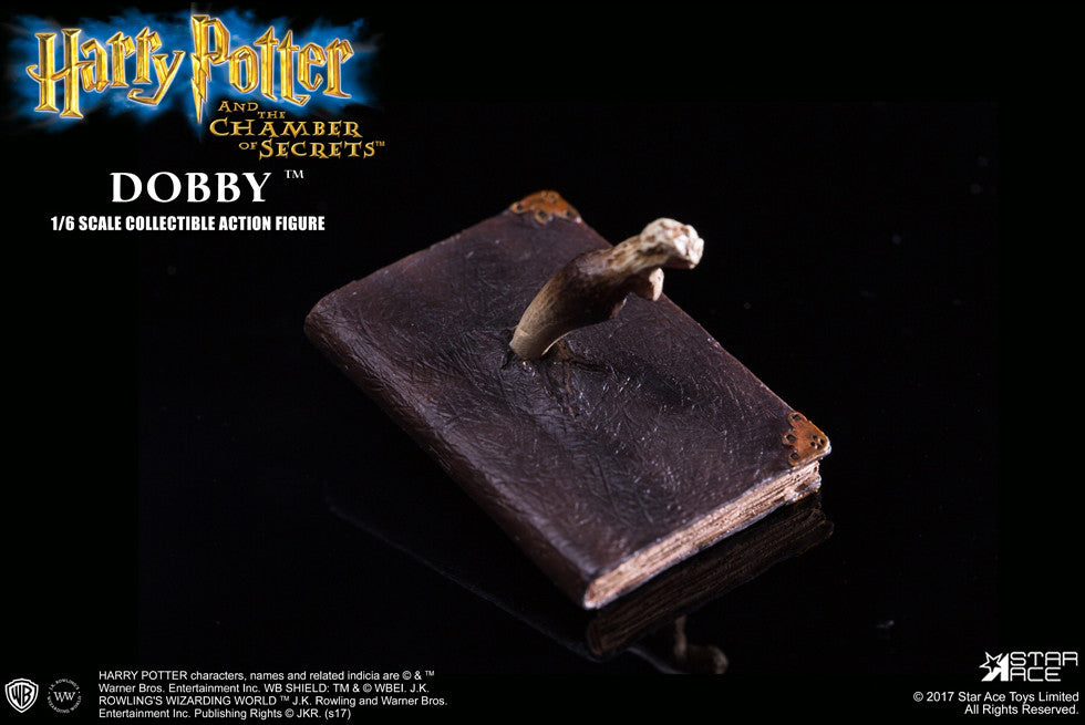 Star Ace Toys - SA0043 - Harry Potter and the Chamber of Secrets - Dobby - Marvelous Toys - 14