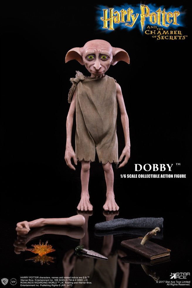 Star Ace Toys - SA0043 - Harry Potter and the Chamber of Secrets - Dobby - Marvelous Toys - 16